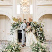 Stately Elegance Wedding Inspiration North Texas Wedding Photographer Opal and Onyx Photography North Texas Wedding Venue The Olana