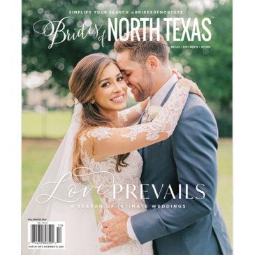 Brides of North Texas 2020 Fall/Winter Magazine