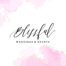 Blissful Weddings & Events Floral, Wedding Planner