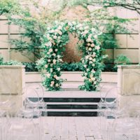 microwedding at hotel crescent court