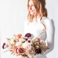 alba dahlia wedding florist