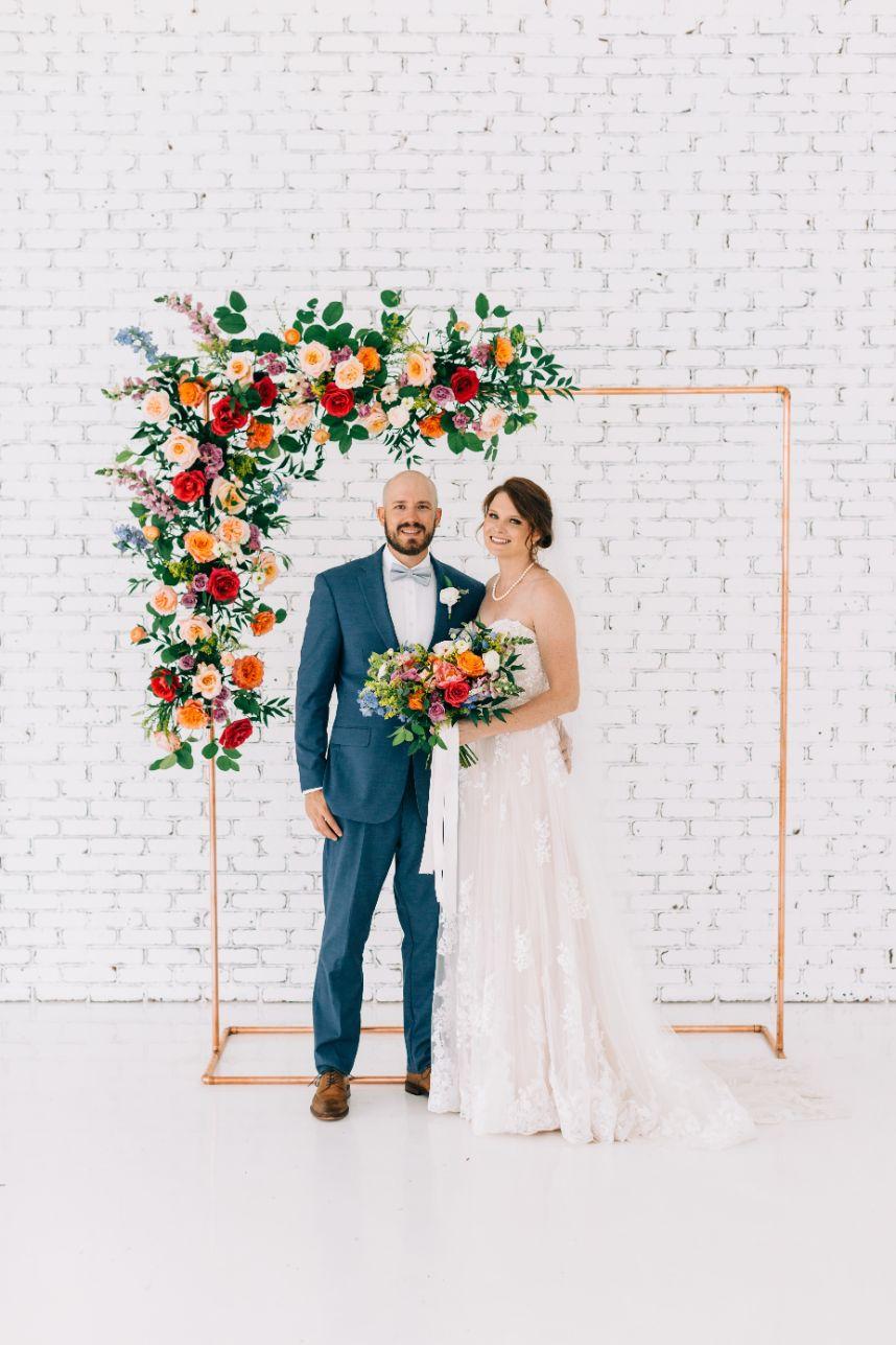 tr floral wedding florist