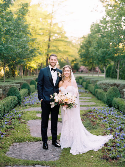 Dallas Arboretum wedding venue