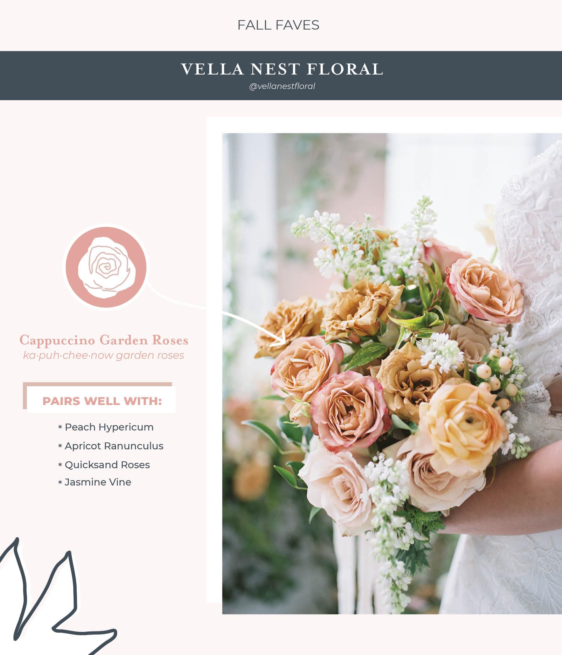 Seasonal Blooms | Floral Stems + Pairings