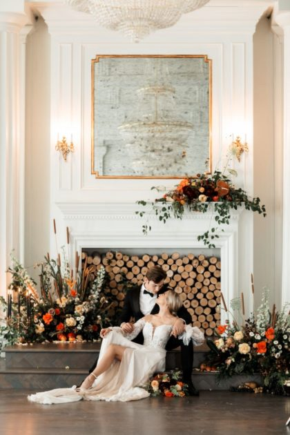 Eclectic Mansion Wedding Inspiration North Texas Wedding Photographer Laning Photography North Texas Wedding Planner Maxwell and Gray