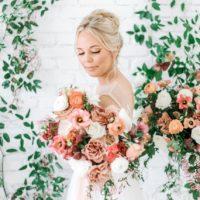 Organic Romance Wedding Inspiration North Texas Wedding Photographer Megan Kay Photography North Texas Wedding Planner Alexa Kay Events