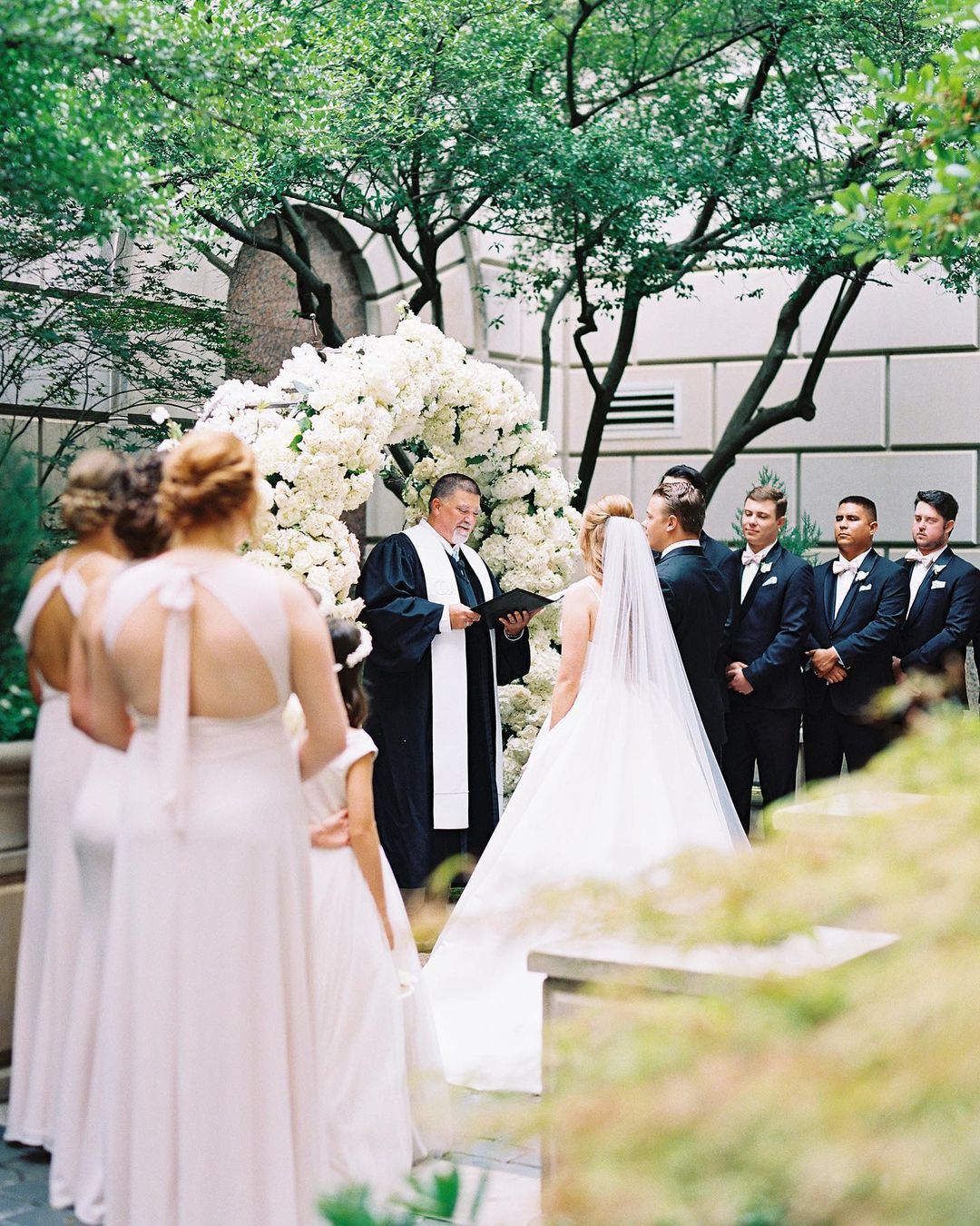 dallas wedding officiant