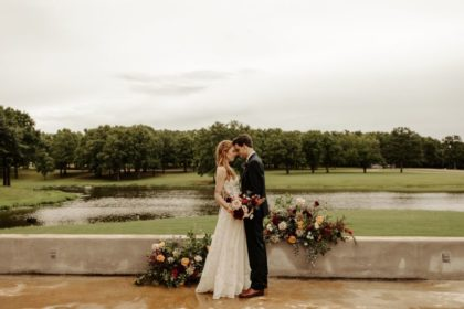 Moody Romance Wedding Inspiration North Texas Wedding Venue Margot Hill Weddings and Events North Texas Wedding Florist Floral Design Kate McLeod Studio