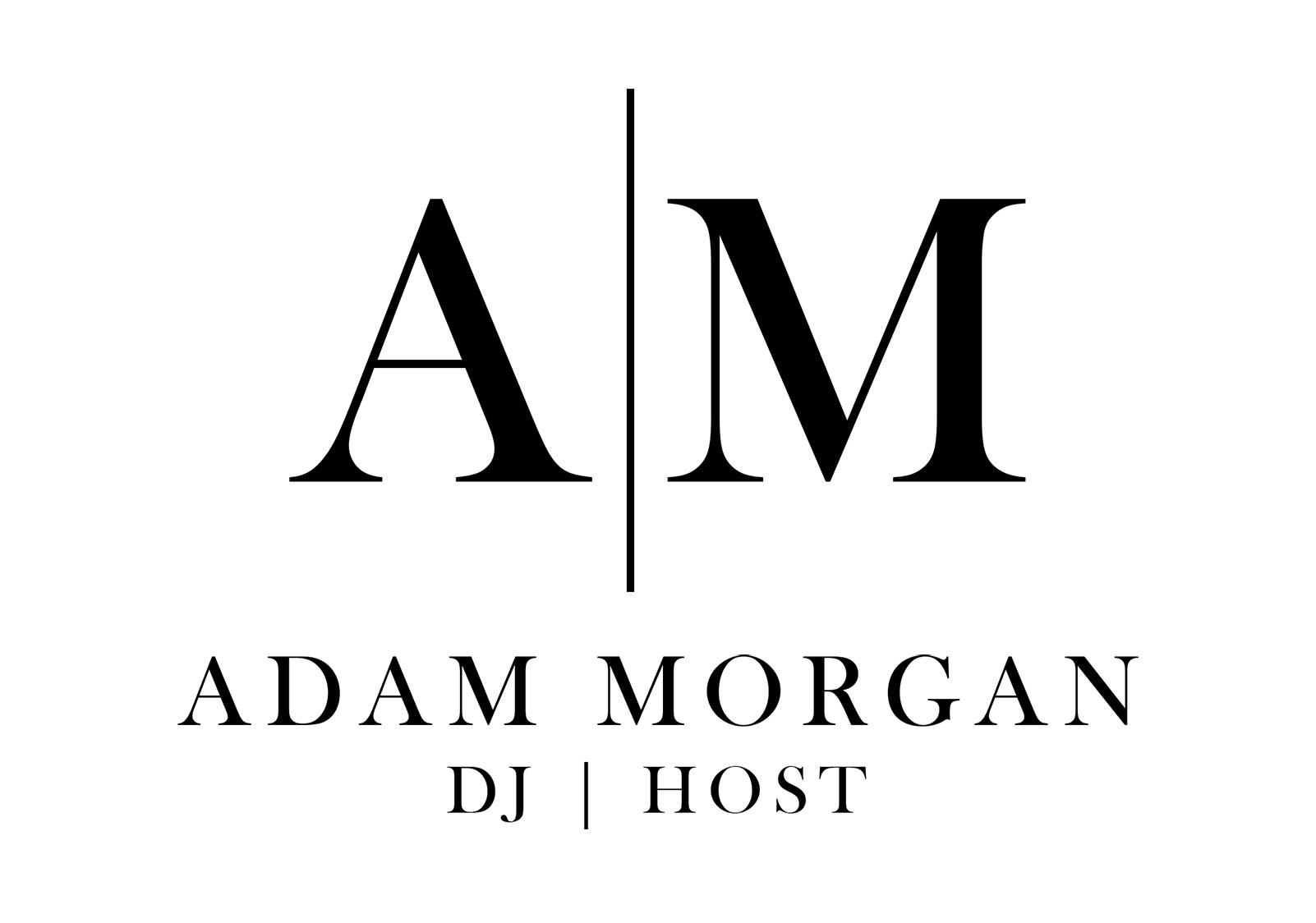 DJ Adam Morgan Entertainment, Lighting