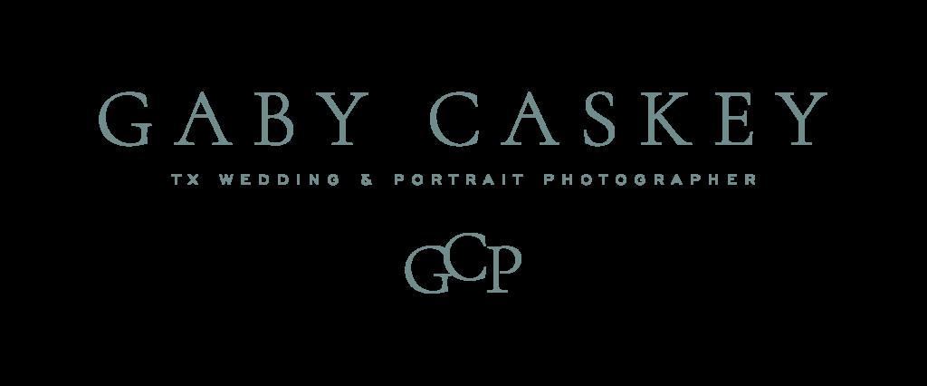 Gaby Caskey Photography - North Texas Wedding Photography