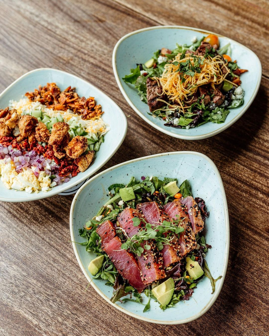 Stirr Dallas salad