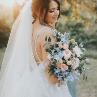 Fairytale Wedding Inspiration North Texas Wedding Photographer Lorena Burns Photography North Texas Wedding Florist TR Floral