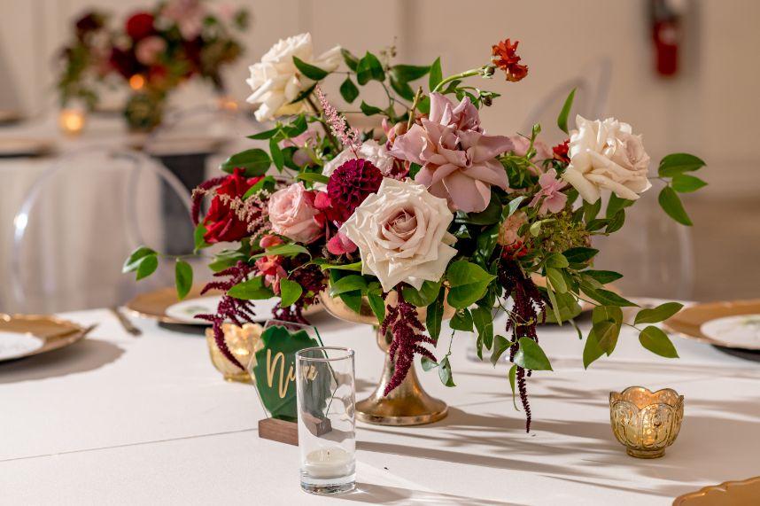 swank soiree classy timeless wedding planner