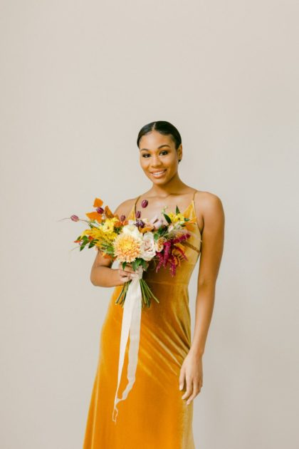 Golden Hour Wedding Inspiration North Texas Wedding Florist TR Floral North Texas Wedding Photographer Sara Boyd Photography