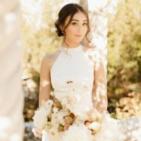 Warm Cashmere Wedding Inspiration North Texas Wedding Florist Haute Poppies Floral North Texas Wedding Photographer Outland Weddings