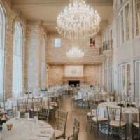 chandelier, elegant venue, glamorous wedding venue
