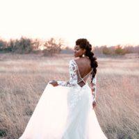 Romantic Style Meets Modern Flair North Texas Wedding Dress Shop Bridal Gown Elizabeth Scott Bridal North Texas Wedding Photographer White Orchid Photography