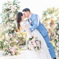 Whimsical Elegance Wedding Inspiration North Texas Wedding Photographer Brianne Johnson Photography Austin Wedding Venue Villa Antonia