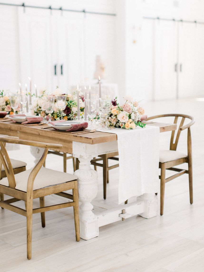 wedding rentals - tables, chairs and more