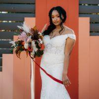Modern Bohemian Wedding Inspiration North Texas Wedding Venue Bethel Rock North Texas Wedding Photographer Silver Bear Creative