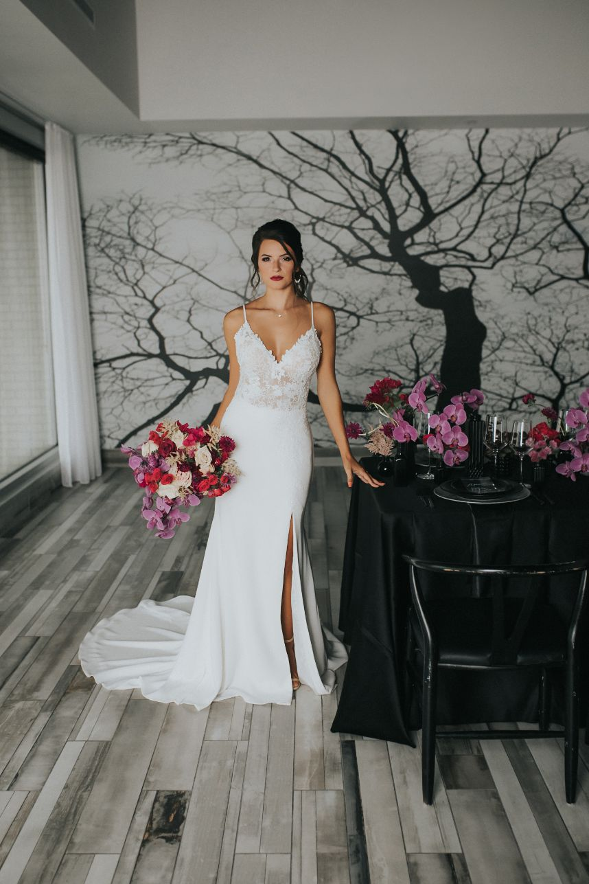 Trendy Hotel Wedding Venues in the Heart of Downtown Dallas