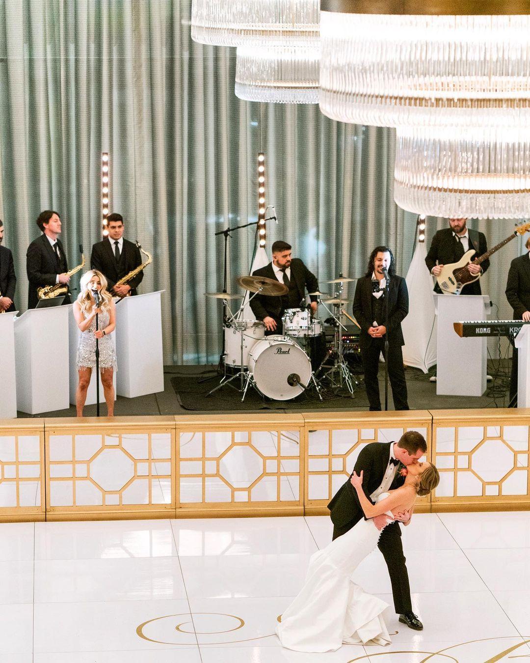 Thompson Hotel Dallas wedding venue