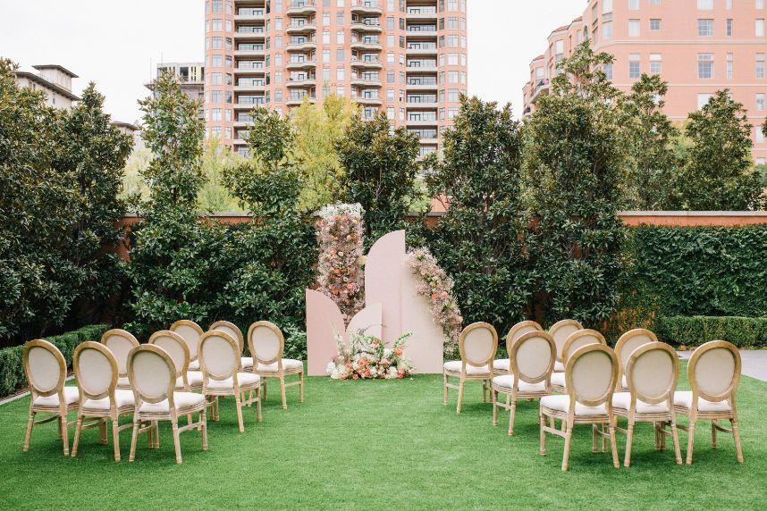 Rosewood mansion wedding venue